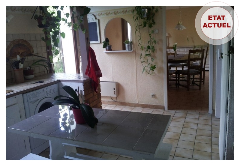 Photo avant: Grand appartement